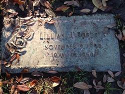 Lillian J Roberts