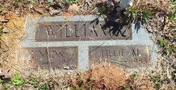 Lillie M. Williams