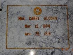 Carrie <I>Herdman</I> Alcorn