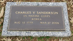 Charles Vernon Sanderson