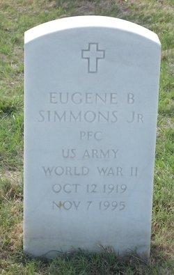 Eugene Bedford Simmons, Jr