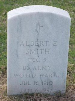 Albert E Smith