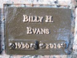 Billy H. Evans