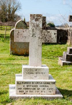 Sir Alexander Beamish Hamilton