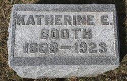 Katherine E. Booth