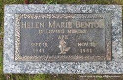 Helen Marie Benton