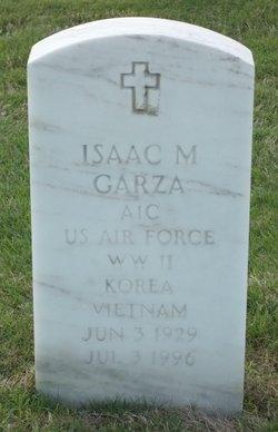 Isaac M Garza