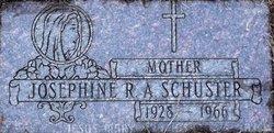 Josephine R. A. <I>Licavoli</I> Schuster