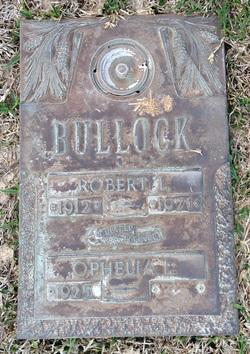 Robert Leroy Bullock