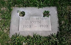 Karl Henry Keith