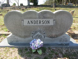 Clifton D Anderson