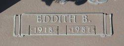 Edith Mae <I>Barrier</I> Whisnant