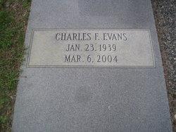 Charles F Evans