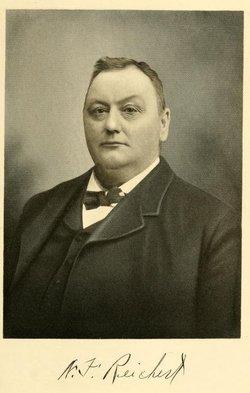 Nicholas F Reichert