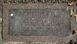 Philip A. Fairbank