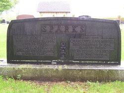 Charlotte Ann <I>Morris</I> Sparks
