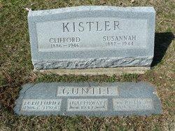 Ruth Eveline <I>Kistler</I> Guntle