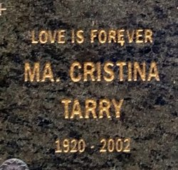 Cristina Tarry