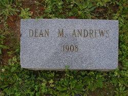 Dean M Andrews