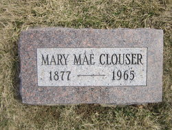 Mary Mae Clouser