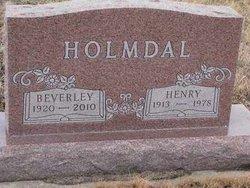 Henry Holmdal