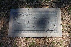 Milton Samuel Frankfort