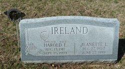 Harold E. Ireland