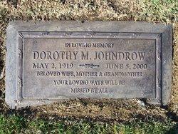 Dorothy M. Johndrow