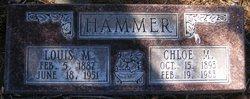 Chloe Iretta <I>Marble</I> Hammer
