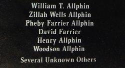 Pheby <I>Michael</I> Allphin