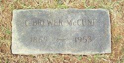 Charles Brewer McCune