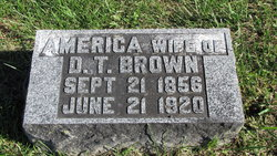 America E. <I>Reynolds</I> Brown