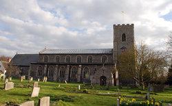 St Catherine Churchyard