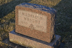 Mildred M <I>Anderson</I> Wright