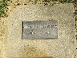 Clarence Elton Ulery