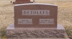 Ida <I>Roggendorf</I> Dethlefs