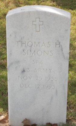 Thomas Henry Simons
