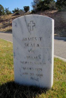 James T Skala
