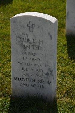 Curtis H Smith