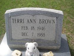 Terri Ann Brown