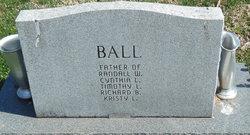 Weldon Leon Ball