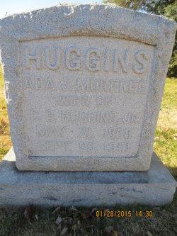 Ada <I>Murfree</I> Huggins