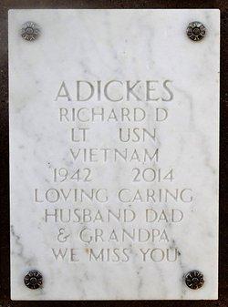 Richard Daryl Adickes