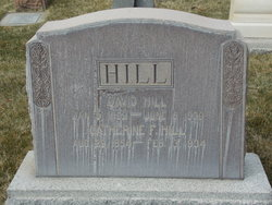 Catherine F Hill