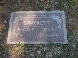 Mahlon Robert Brackett