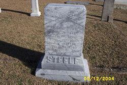 Alice <I>Foust</I> Steele