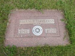 Eugene R. Timmerman