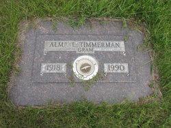 Alma L. Timmerman