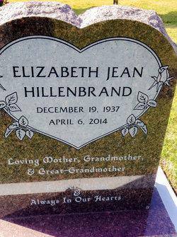 "Elizabeth Jean ""Betty"" Hillenbrand"