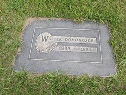 Walter Domonoske